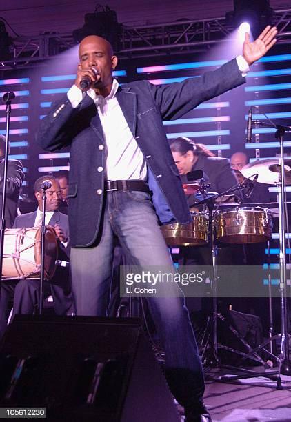 Ramon Orlando during BMI 13th Annual Latin Music Awards at Metropolitan Pavillion in New York City, New York, United States.