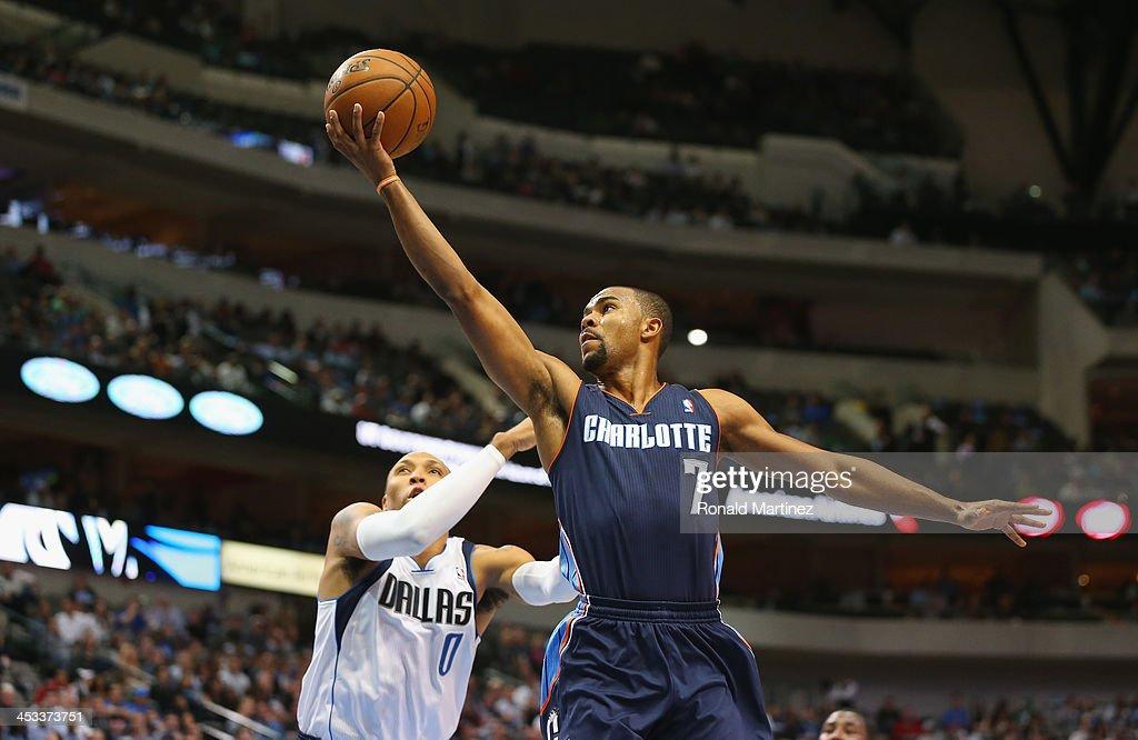 Charlotte Bobcats v Dallas Mavericks