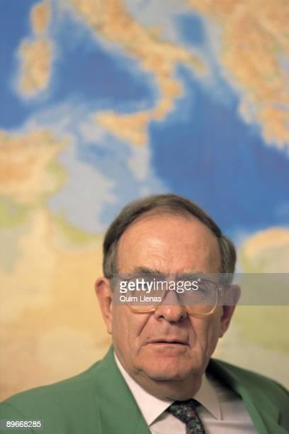 Ramon Tamames economist