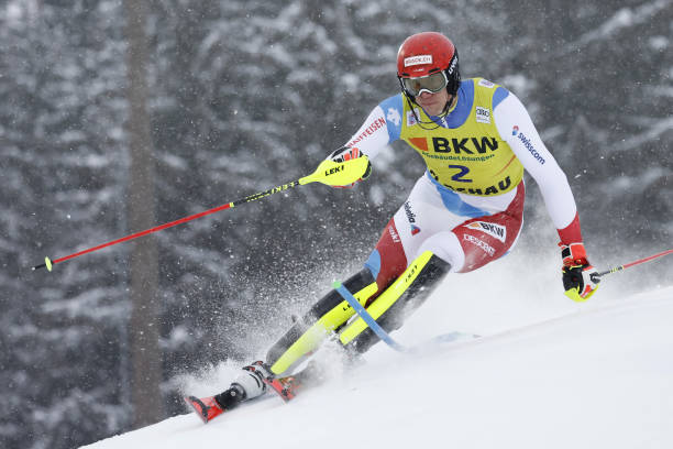 AUT: Audi FIS Alpine Ski World Cup - Men's Slalom