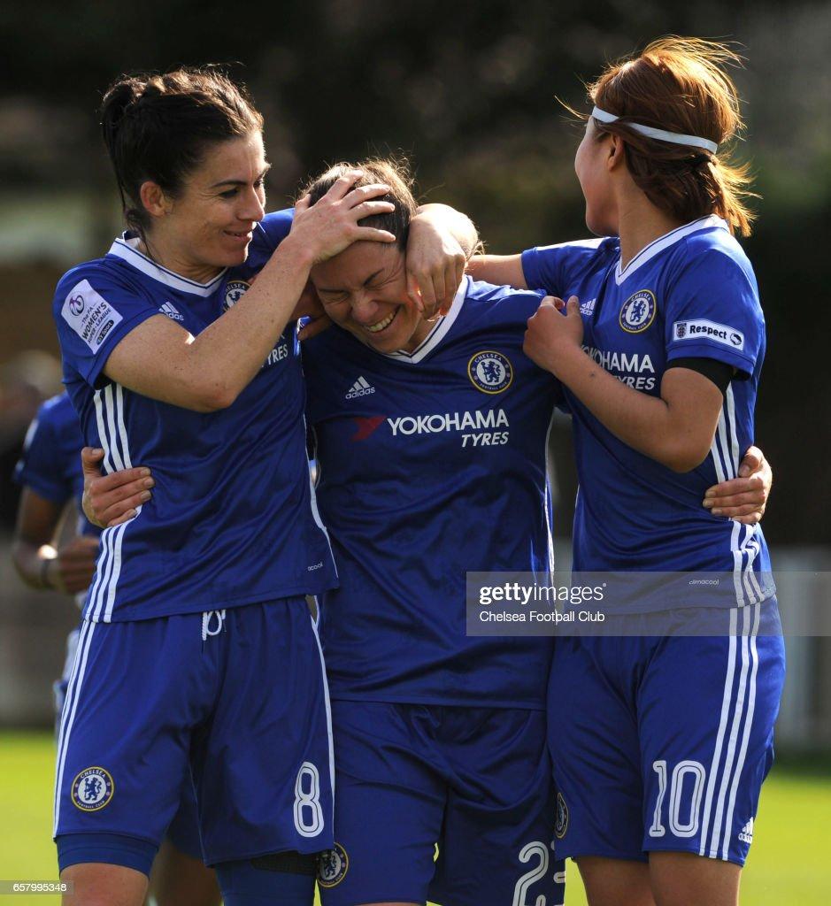 Fotos und Bilder von Chelsea Ladies v Sunderland Ladies: SSE FA ...