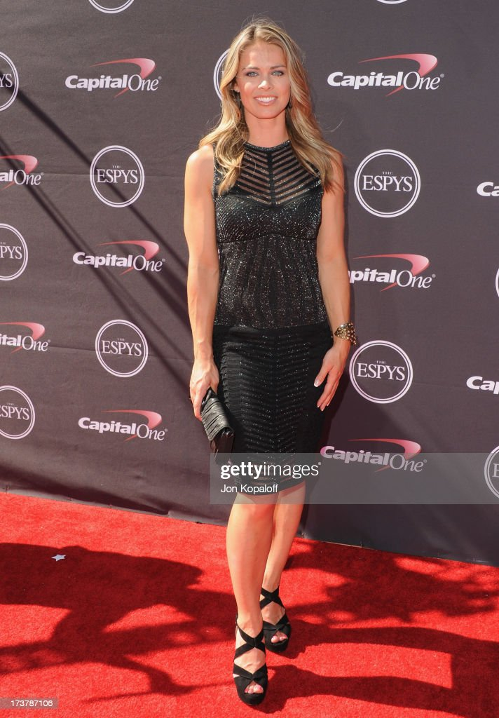 Ramona Bruland arrives at The 2013 ESPY Awards at Nokia Theatre L.A. Live on July 17, 2013 in Los Angeles, California.