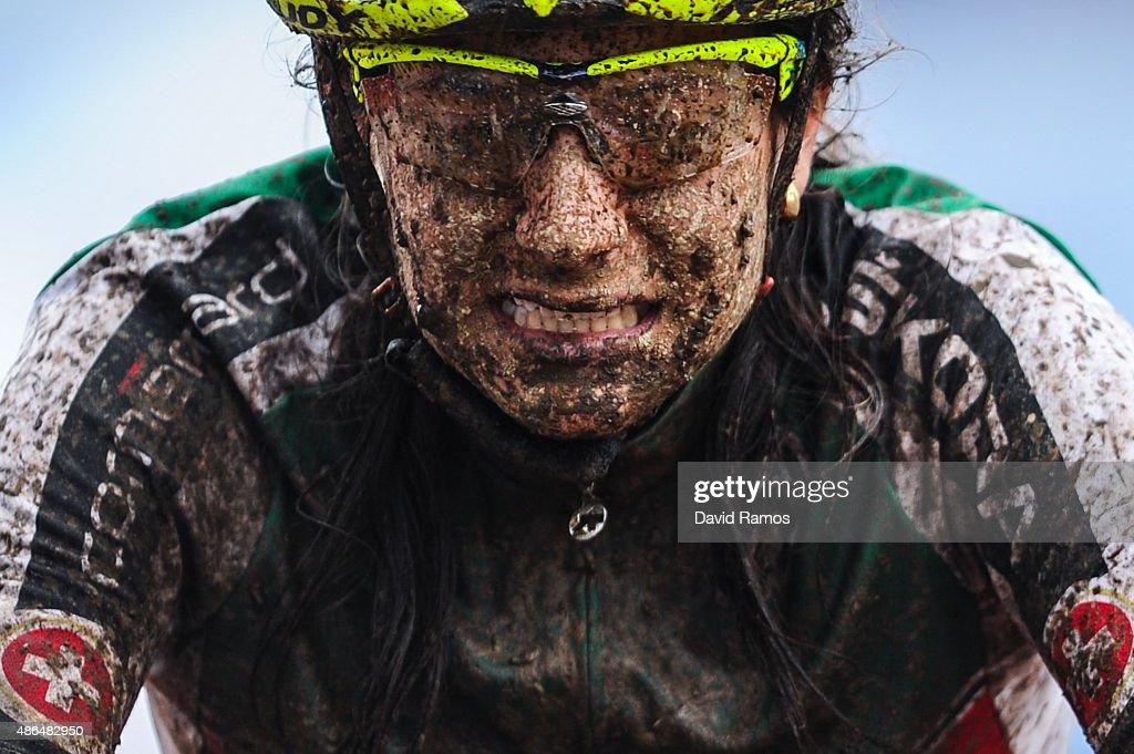 UCI Mountain Bike & Trials World Championships - Day Four : Foto jornalística