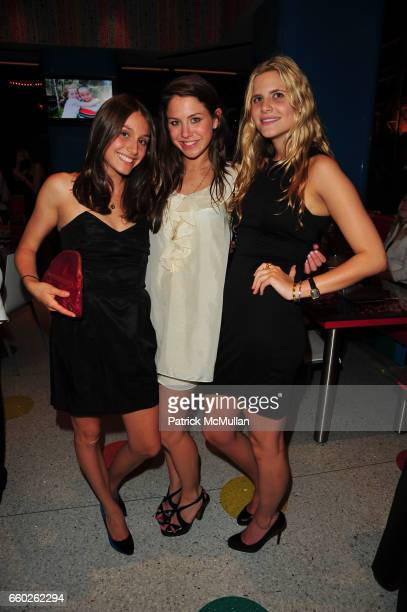 Ramona Mark Ruthie Friedlander and Lily Grant attend ASSOCIATION to BENEFIT CHILDREN hosts COCKTAILS IN CANDYLAND at Dylan's Candy Bar on June 18...