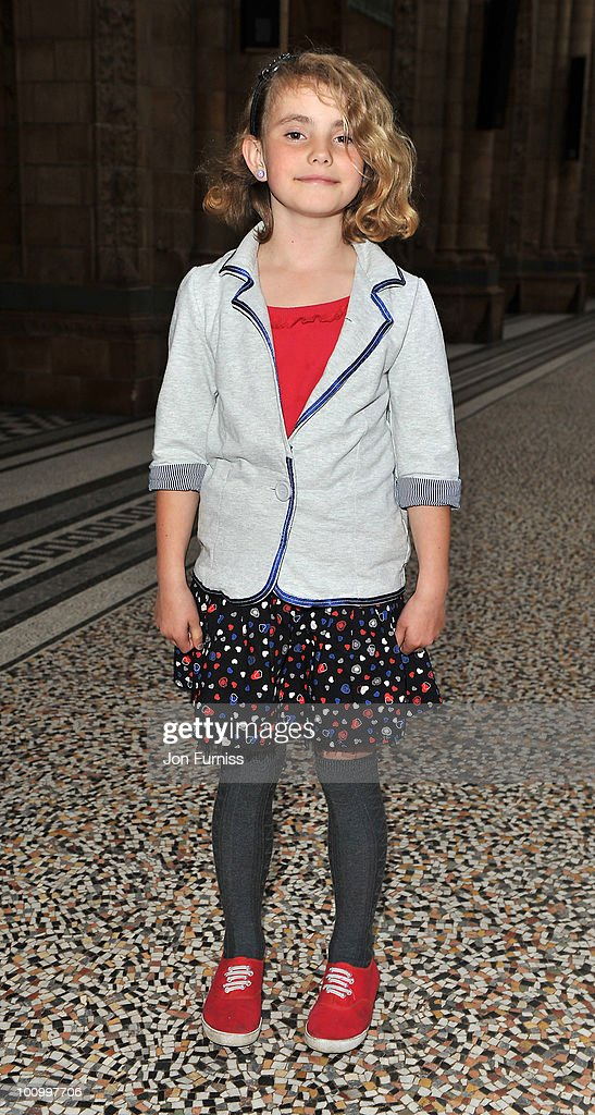 Ramona Marquez attends the launch party for 'The Deep' exhibition at Natural History Museum on May 26, 2010 in London, England.