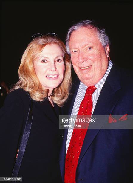 Ramona Ripston Executive Director of the ACLU of Southern California with her husband Judge Stephen R Reinhardt of the United States Court of Appeals...