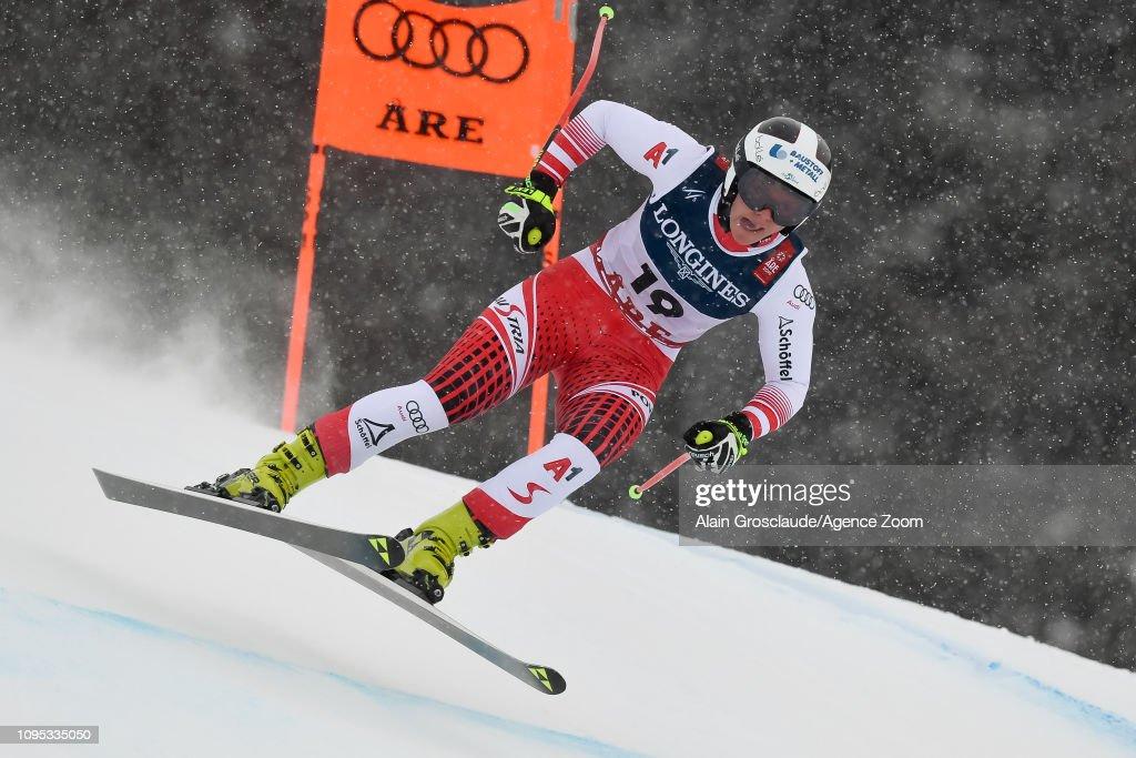 FIS World Ski Championships - Women's Alpin Combined : News Photo