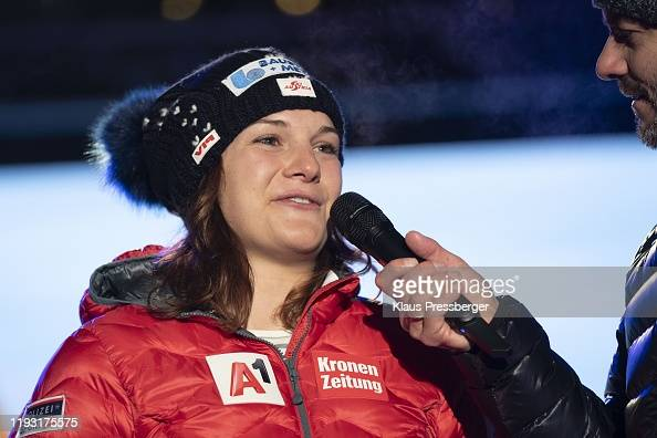 Ramona Siebenhofer Of Austria During The Fis Ski World Cup Women S News Photo Getty Images