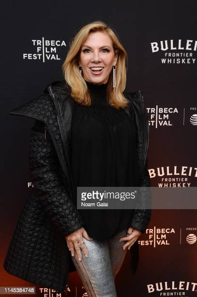 Ramona Singer attends the Crown Vic Premiere After Party at the Bulleit 3D printed Frontier Lounge during Tribeca Film Festival on April 26 2019 in...