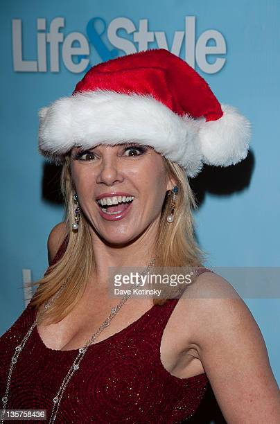 Ramona Singer attends the Life Style 2011 holiday party at STK Midtown on December 13 2011 in New York City