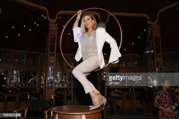 Ramona Singer attends the opening night of the Big Apple Circus at Lincoln Center on October 28 2018 in New York City