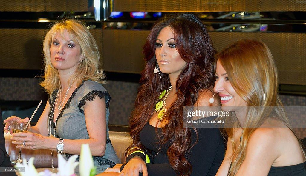 Reality TV Divas Live At Parx Casino : News Photo