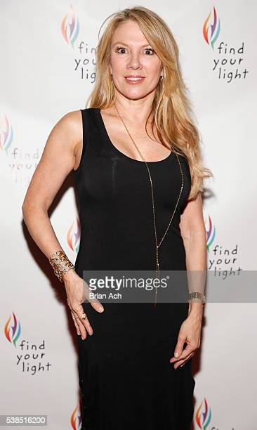 Ramona Singer is seen during the Find Your Light Gala A Celebration Of Arts Education event hosted by Josh Groban on June 6 2016 at City Winery in...