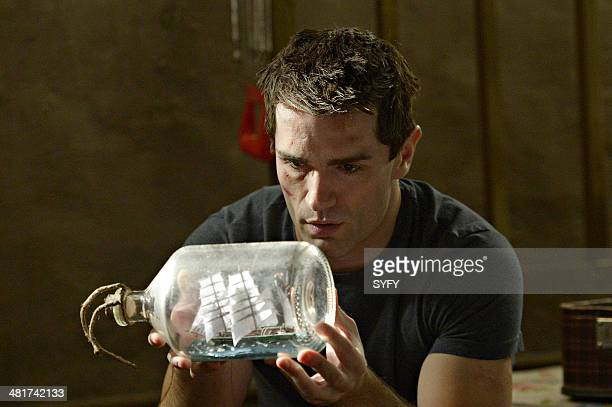 HUMAN Ramona The Pest Episode 411 Pictured Sam Witwer as Aidan Waite