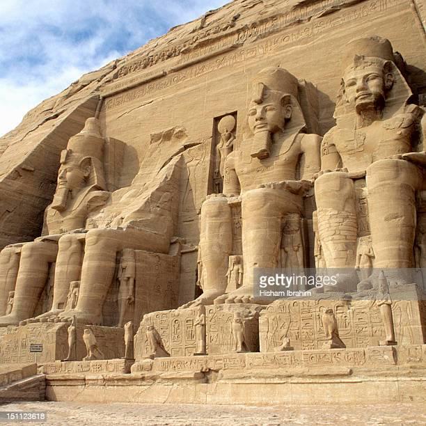 Ramses II Temple, Abu Simbel, Aswan, Egypt