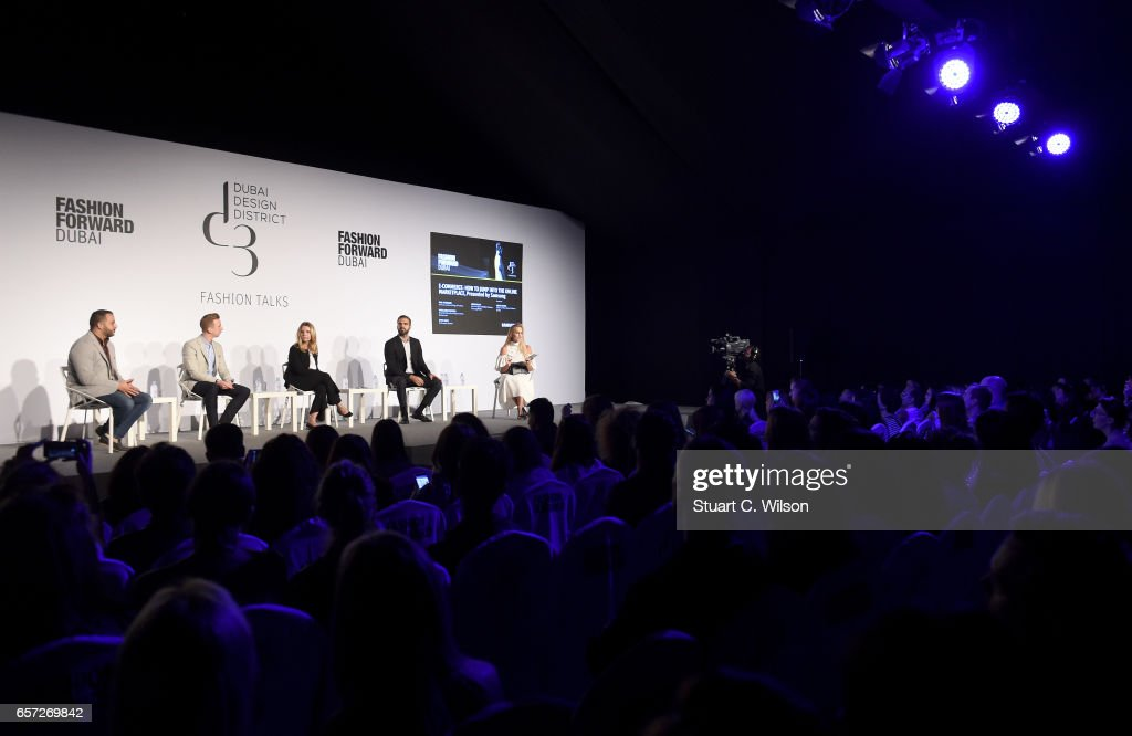 Ramy Assaf Zbooni Paul Mcgregor London College Of Fashion Maria News Photo Getty Images