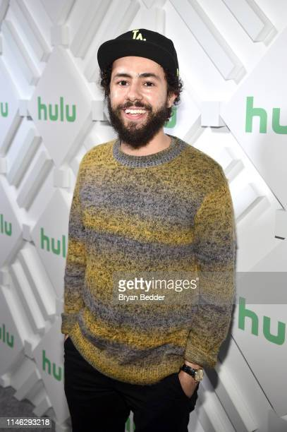 Ramy Youssef attends during the Hulu '19 Brunch at Scarpetta on May 01 2019 in New York City