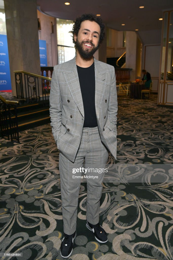Hollywood Foreign Press Association's Annual Grants Banquet - Inside : News Photo