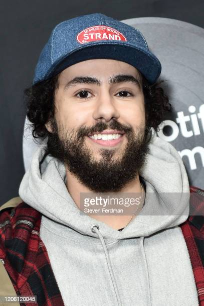 Ramy Youssef attends Hulu's High Fidelity New York premiere at Metrograph on February 13 2020 in New York City