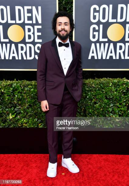 Ramy Youssef attends the 77th Annual Golden Globe Awards at The Beverly Hilton Hotel on January 05 2020 in Beverly Hills California