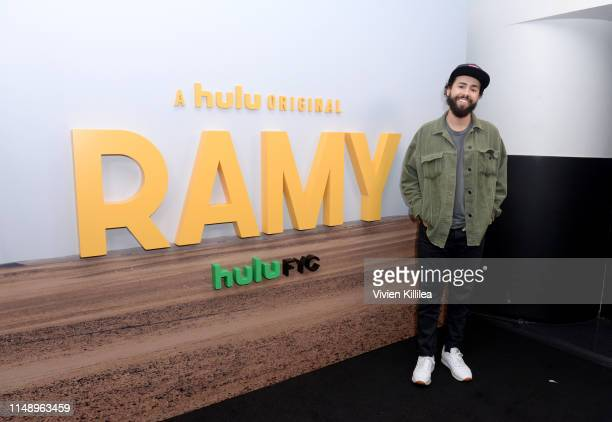 Ramy Youssef attends the Hulu Ramy FYC event at NeueHouse Los Angeles on May 13 2019 in Hollywood California