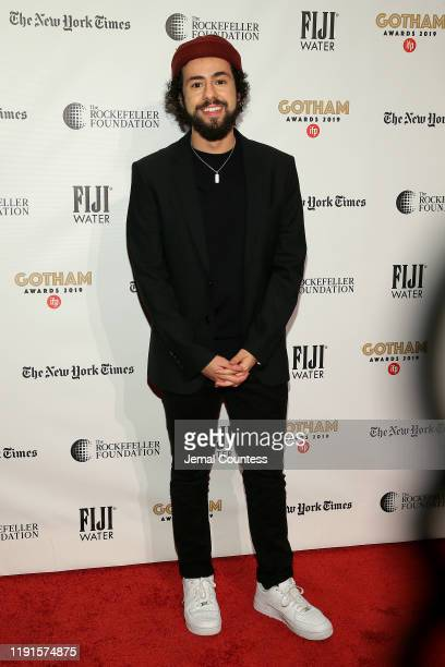 Ramy Youssef attends the IFP's 29th Annual Gotham Independent Film Awards at Cipriani Wall Street on December 02 2019 in New York City