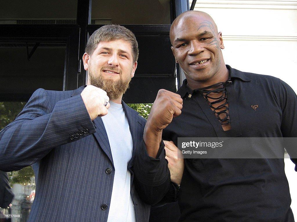 Ramzan Kadyrov : Foto jornalística