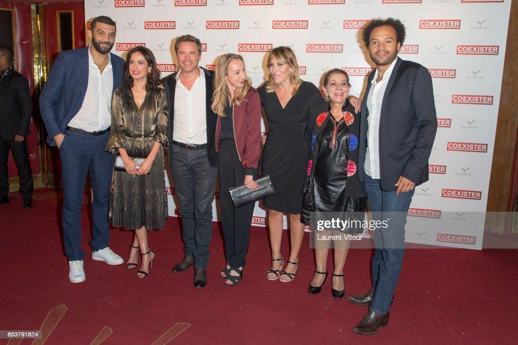 """""""Coexister"""" Paris Premiere At Le Grand Rex"""