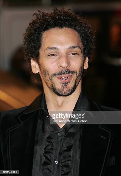 Ramzy Bedia during 2006 NRJ Music Awards Arrivals at Palais des Festivals in Cannes France