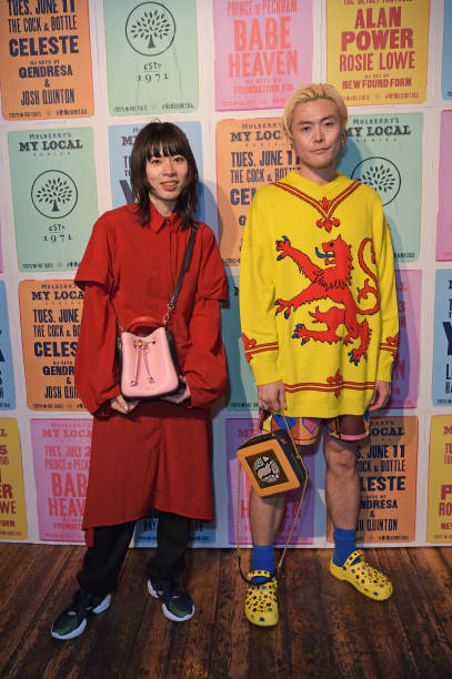 GBR: Mulberry's 'My Local' Series