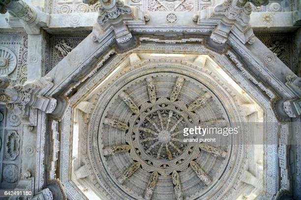 Ranakpur Jain Temple in Rajasthan, India.