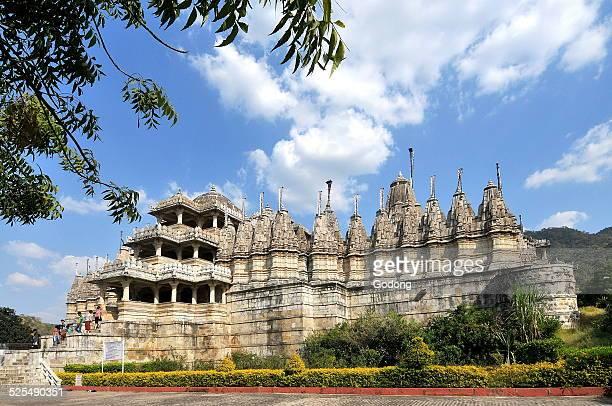Ranakpur Jain temple XVth century Jain temple dedicated to Adinath and created by Dipak