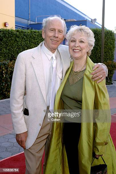 Rance Howard and Judy Howard during 'Cinderella Man' Los Angeles Premiere Red Carpet at Gibson Amphitheatre in Universal City California United States