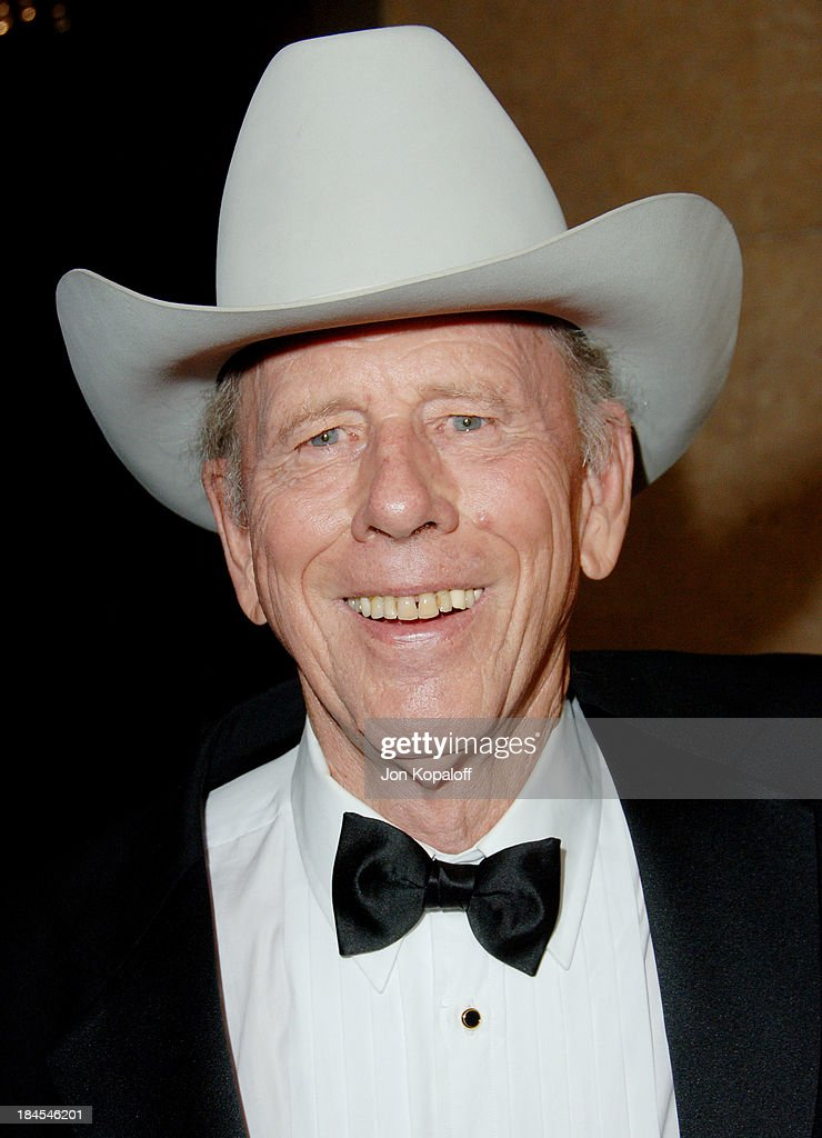 Rance Howard during The Motion Picture and Television Fund's 24th Golden Boot Awards - Arrivals at The Beverly Hilton Hotel in Beverly Hills, California, United States.