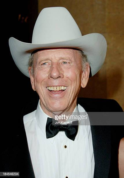 Rance Howard during The Motion Picture and Television Fund's 24th Golden Boot Awards Arrivals at The Beverly Hilton Hotel in Beverly Hills California...