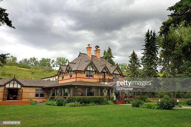 casa de la ranche - casa estilo rancho fotografías e imágenes de stock
