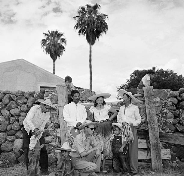 Ranching in Michoacan, Mexico
