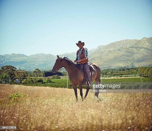 Viehzüchter ist mein Leben