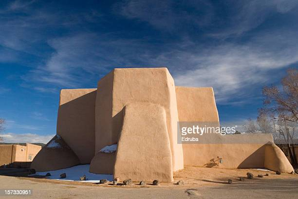 Ranchos Church Taos, New Mexico