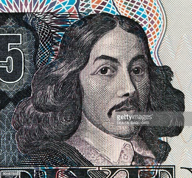 5 rand banknote 19801989 obverse depicting Jan Van Riebeeck South Africa 20th century Detail