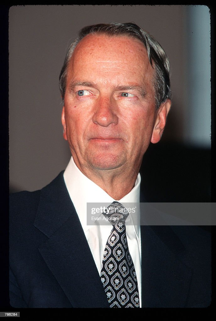 ITT CEO Rand V. Araskog In The USA : Nachrichtenfoto