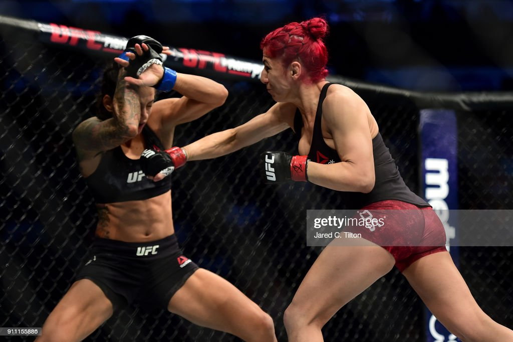 UFC Fight Night: Jacare v Brunson 2