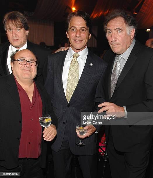 Randall Carver Danny DeVito Tony Danza and Judd Hirsch