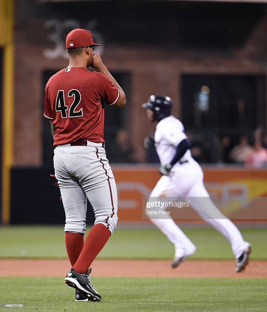 Arizona Diamondbacks v San Diego Padres : News Photo