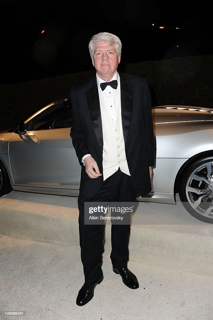 Randall Dillard arrives at Audi Arrivals at 20th annual Elton John AIDS Foundation Academy Awards viewing party on February 26, 2012 in Beverly Hills, California.