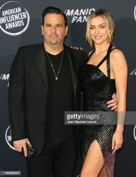 Randall Emmett and Lala Kent attend the 2nd Annual American Influencer Awards at Dolby Theatre on November 18 2019 in Hollywood California