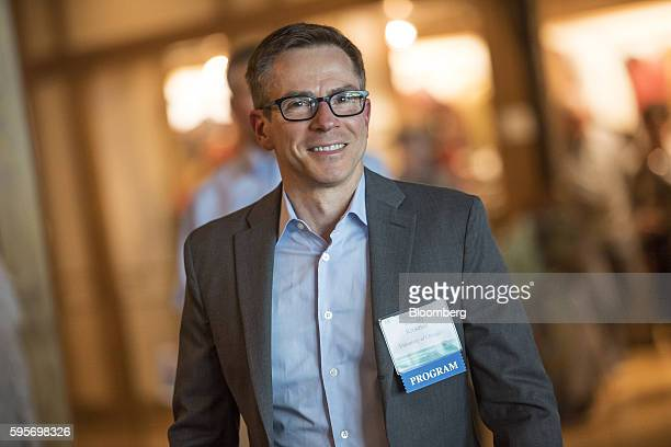 Randall Kroszner professor of economics at University of Chicago Booth School of Business and former governor of the US Federal Reserve arrives for...