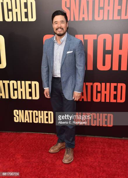 Randall Park attends the premiere of 20th Century Fox's Snatched at Regency Village Theatre on May 10 2017 in Westwood California