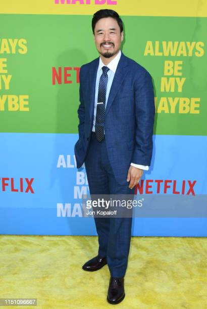 Randall Park attends the Premiere Of Netflix's Always Be My Maybe at Regency Village Theatre on May 22 2019 in Westwood California