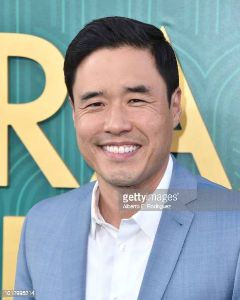 Randall Park attends the premiere of Warner Bros Pictures' Crazy Rich Asiaans at TCL Chinese Theatre IMAX on August 7 2018 in Hollywood California